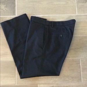 ⭐️ Like New Haggar Flat Front Pants 36 x 30